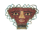 Mummy-bead Mask