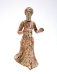Tanagra Female Figure