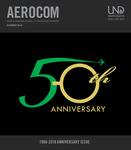 Aerocom: 1968-2018 Anniversary Issue (Summer 2018) by John D. Odegard School of Aerospace Sciences