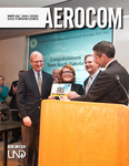 Aerocom: Winter 2014 by John D. Odegard School of Aerospace Sciences