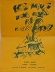 Ferstman's Dooms Day Pie is Quite Tasty Exhibition Poster by Gerald Ferstman