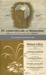 25 Anniversaire de Primavéra by Artist Unknown