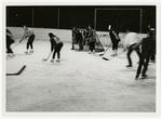 Annual Sayre Hall vs. Larimore Hall Hockey Game