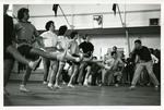 Chorus Line Rehearsal by Colburn Hvidston III