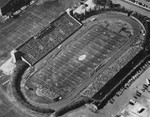 Aerial View of Memorial Stadium