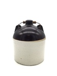 Heavy Stoneware Jug with Bale Handle No. 151