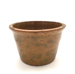 Redware Pudding Pot No. 324