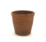 Redware Flower Pot No. 388