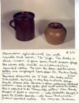 Rounded Stoneware Jar No. 235