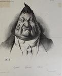 Le Passé. Le Présent. L'Avenir. by Honoré Daumier