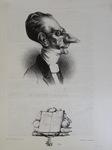 Mr. Jacot-Lefaive by Honoré Daumier