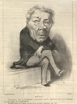 DEVILLE by Honoré Daumier