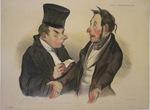 Des preuves! … by Honoré Daumier