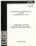 A History of the Biology Department