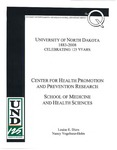 Center for Health Promotion and Prevention Research