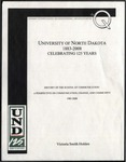 History of the School of Communication: A Perspective on Communication, Change, and Community, 1985-2008