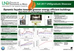 Dynamic façades towards greener energy efficient buildings by Rayce Martin, Iraj Mamaghani, and Nikoloas Nikitas