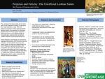 Perpetua and Felicity: The Unofficial Lesbian Saints by Mari Tonsfeldt