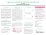Implementing Standardized Test Results in the Classroom by Nicole Barthel