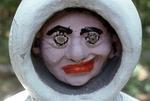 Close up of Snowsuit Wearer's Face by James Smith Pierce