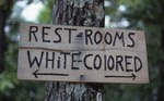 Segregation Sign by James Smith Pierce