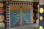 Cross Mural by James Smith Pierce