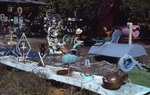 Yard Scene with Sculptures by James Smith Pierce