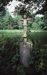 Front view of Double Sided Crucifix by James Smith Pierce