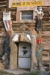 Doorway Sculptures by James Smith Pierce