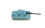 UN Tank Plastic Toy by Maker Unknown
