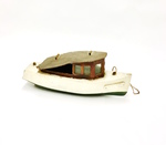 Toy Boat by Artist Unknown