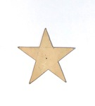 Star Stencil (Small) by Evan Decker