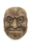 Chinese Theatrical Mask by Artist Unknown