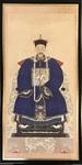 Chinese Ancestral Portrait - Man by Artist Unknown