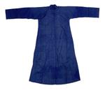 Men's Cotton Blue Gown by Artist Unknown