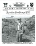 164th Infantry News: October 2013 by 164th Infantry Association
