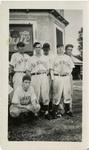 164th Infantry Baseball Team, 1941