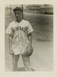 164th Infantry Baseball Player, 1941