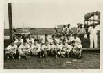 164th Infantry Baseball Team Photograph, 1941