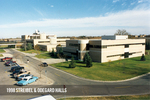 1998 Streibel & Odegard Halls by University of North Dakota