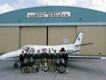 1985 UND Flying Team by University of North Dakota