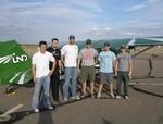 2001 UND Aerobatic Team by University of North Dakota