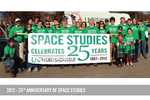 2012 - 25th Anniversary Of Space Studies by University of North Dakota