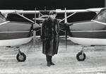 Man By Planes by University of North Dakota