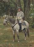 Kent On Horseback by University of North Dakota