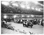 The Audience Inside the Fieldhouse