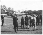People View Army One Helicopter