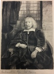 Thomas Haaringh by Amand Durand After Rembrandt Van Rijn