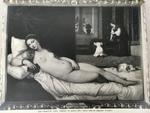 Photograph of Firenze-R. Galleria Uffizi. Venere detta del Cagnolino. by Leopoldo Alinari