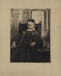 Facsimile Reproduction of Jan Lutma, the Elder by (After) Rembrandt van Rijn